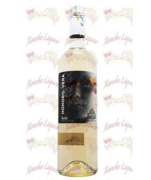 Honoro Vera Rueda Verdejo White Wine 750mL