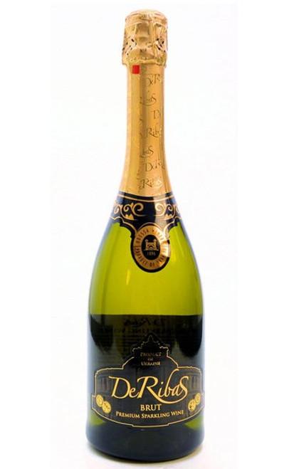 DeRibas Premium Brut Sparkling Wine