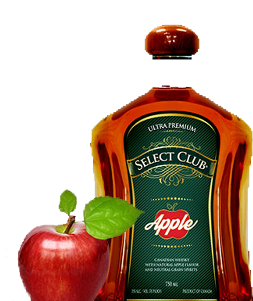 Select Club Apple Whisky