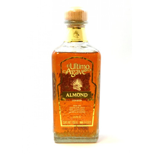 El Ultimo Agave Almond Tequila Liqueur