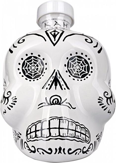 Kah Skull Blanco Tequila 750mL