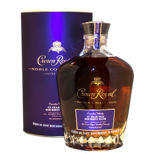 Crown Royal Noble Collection 13 Year Old Bourbon Mash 750mL