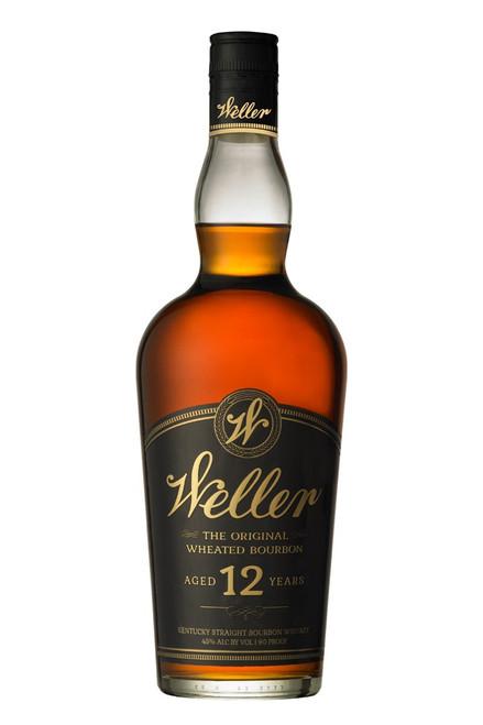 W.L. Weller 12 Year Bourbon 750 mL