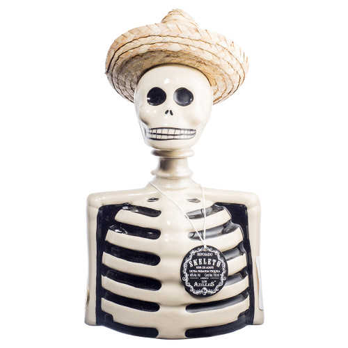 Los Azulejos Skelly Reposado 750mL