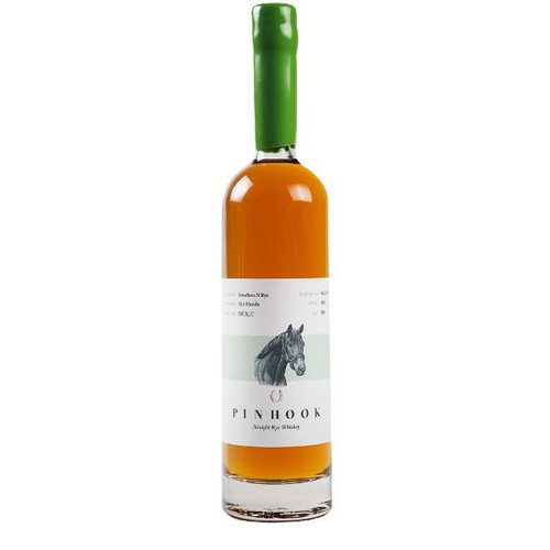 Pinhook Straight Rye Whiskey 750mL