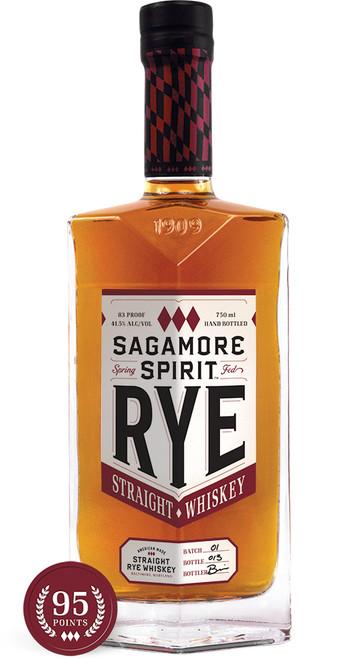 Sagamore Spirit Rye Whiskey 750mL