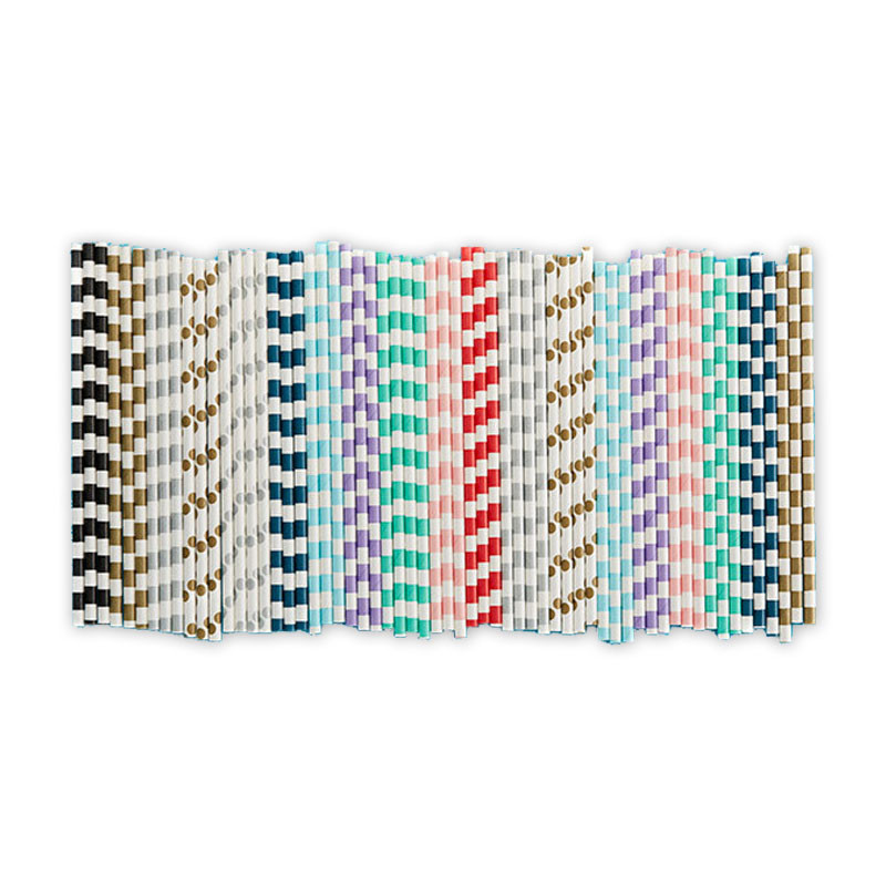 Paper Party Straws (Set of 25)
