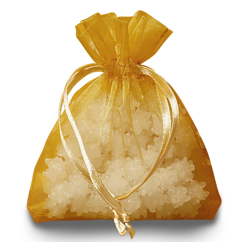 "Organza Favor Bag 4"" x 5"", Loads of Colors Available!"