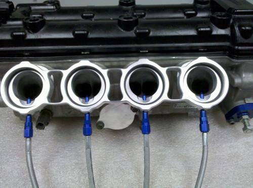 Nitrous Manifold Clamp