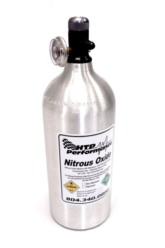 2.5lb Nitrous Bottle Assembly