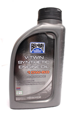 V-Twin Synthetic Engine Oil 10W-50 1L