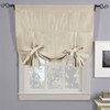 Soho Triple-Pass Thermal Insulated Blackout Curtain Rod Pocket-BEIGE