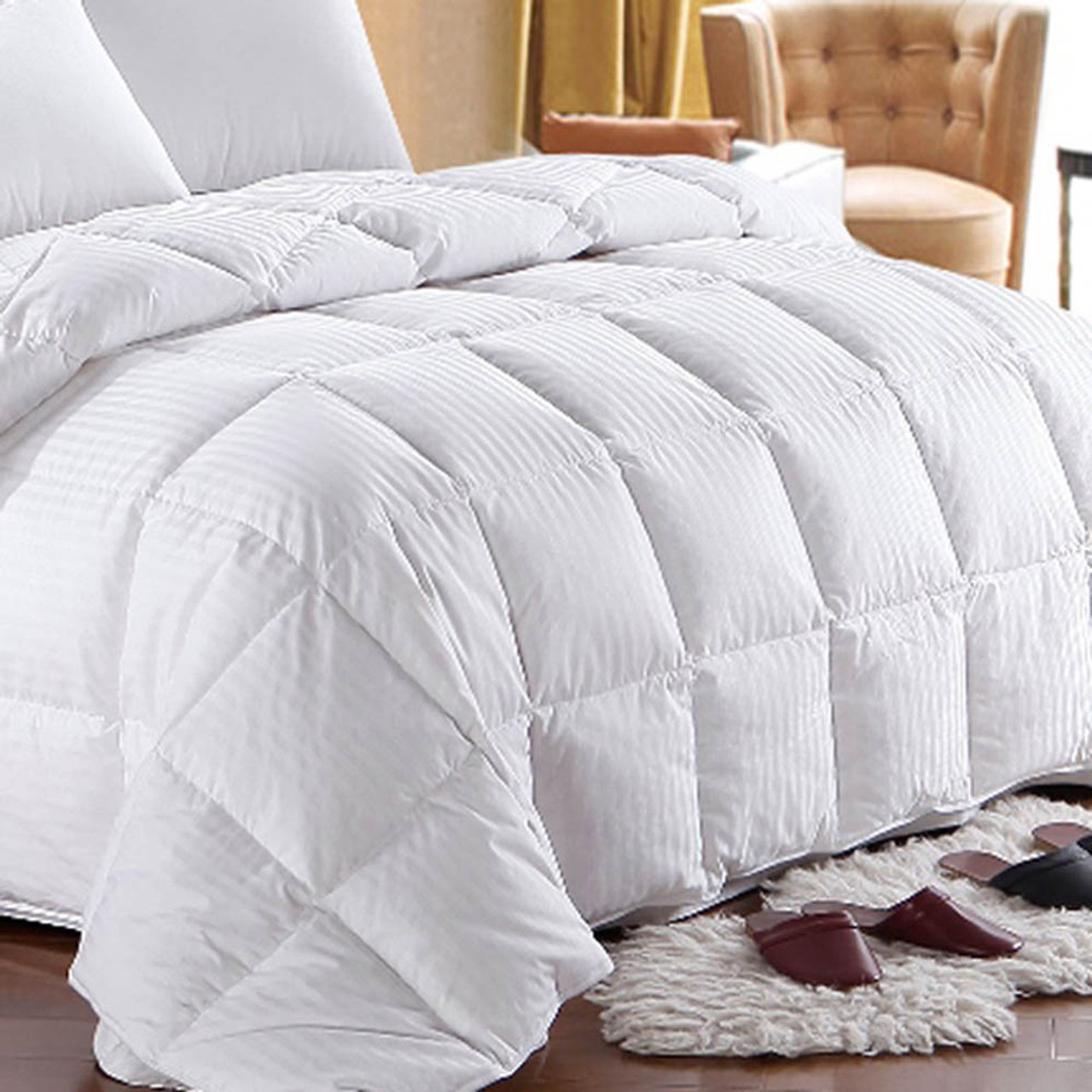 white whites ridge queen goose comforter duvet down comforters full inserts feather p blue and