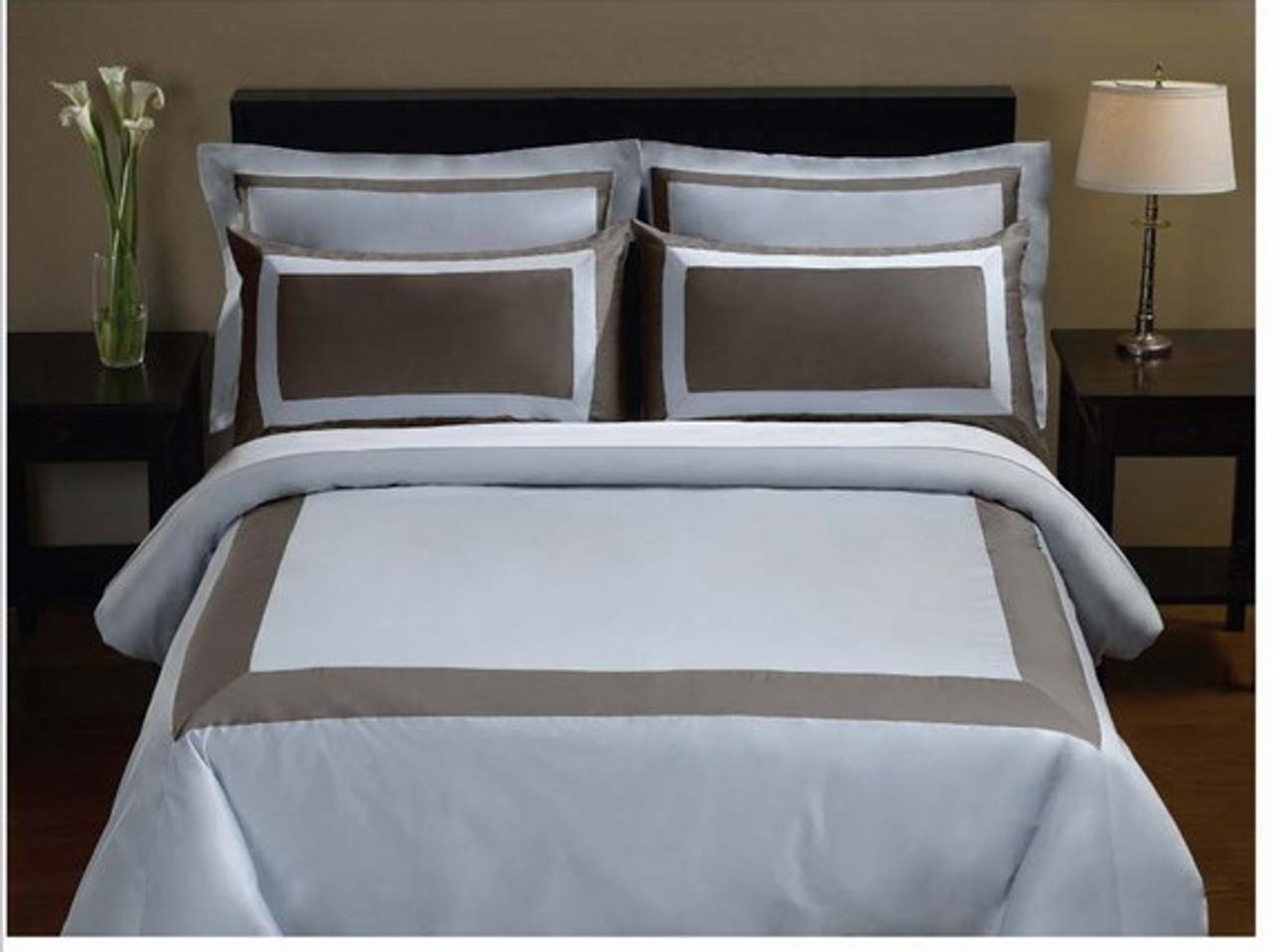 Up To 70 Off Hotel 100 Cotton 5 Pc Duvet Cover Set