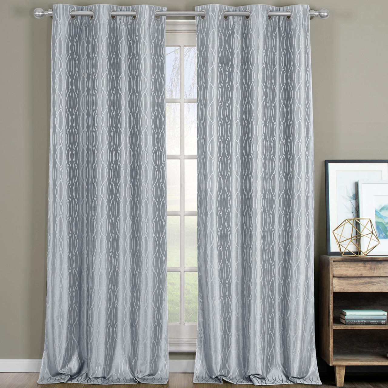 grommet boch drapes curtain blackout marigold curtains gr