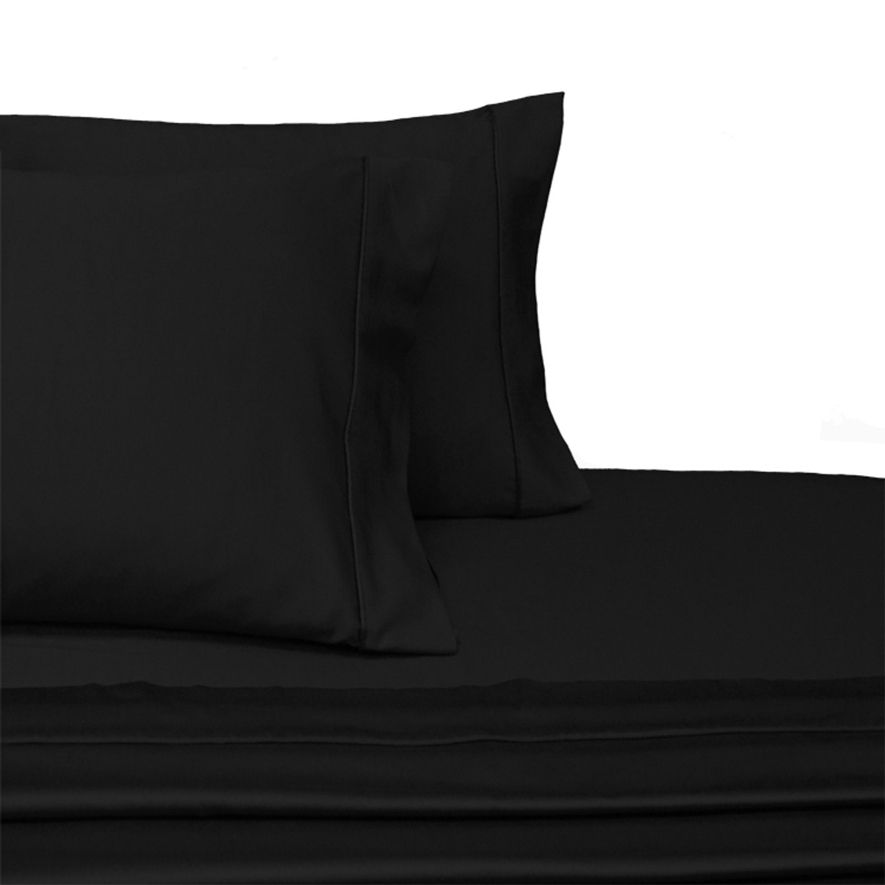 ... Black Olympic Queen 100% Cotton 300 Thread Count ...