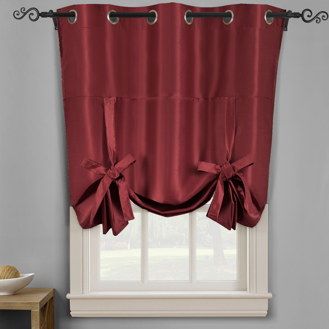 Soho Triple-Pass Thermal Insulated Blackout Curtain Top