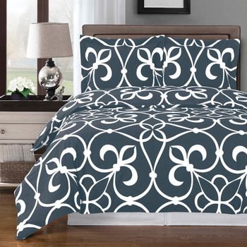 White-Victoria-100%-Cotton-3-Piece-Duvet-Cover-Set