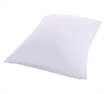Premium Down Proof Pillow Protector 100% Cotton 400 Thread Count (Pair)