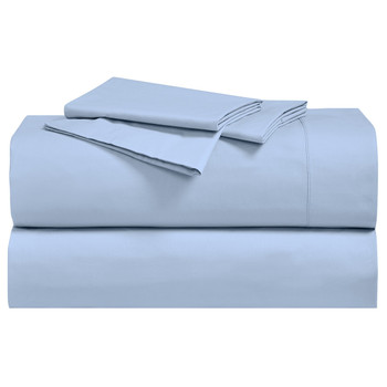 California King Percale Cotton Sheets Soft & Breathable
