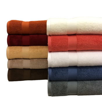 Ultra-soft & absorbent 100% Plush Cotton 2-Piece Bath Sheet/Towel Set