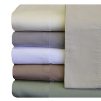 Split King Adjustable Bed Sheet Set Soft & Cool Eucalyptus Tencel Lyocell Sheets