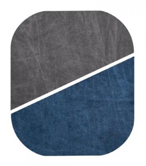 691111 - TwistFlex Light Grey Wash/Blue Wash