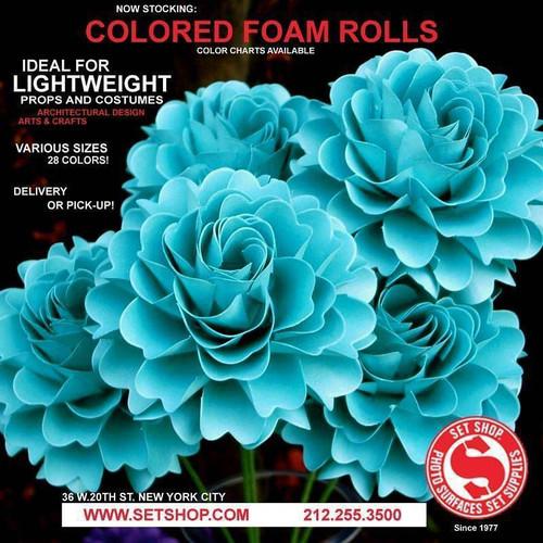 "Decorative Flower (36"", Red)"