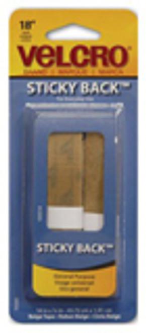 """Velcro-18"""" X 3/4"""" Tape-Beige"""