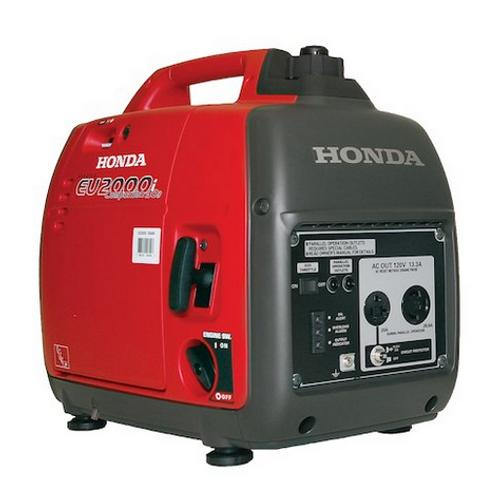 2000 Watt Gas Generator