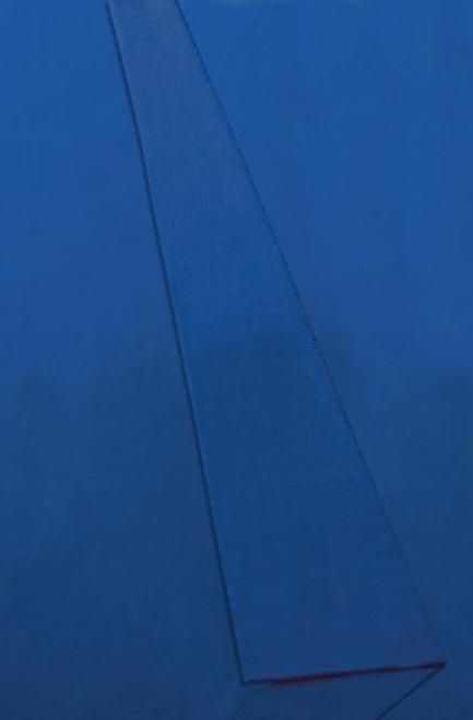 10' x 16' Solid Color Muslin, Chromakey Blue (Regular & Heavy)