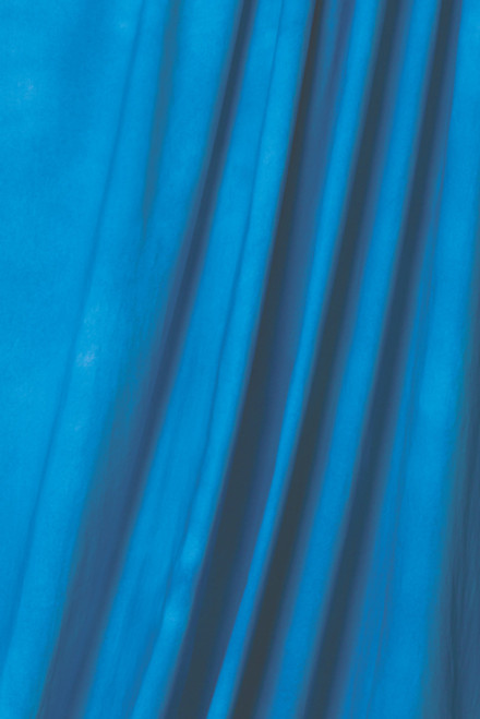 Texured Muslin 10'X24' French Blue