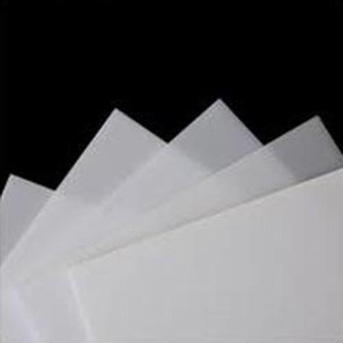 """352447 1/8"""" Translucent White Acrylic Sheet 2 sides glossy Plexi"""
