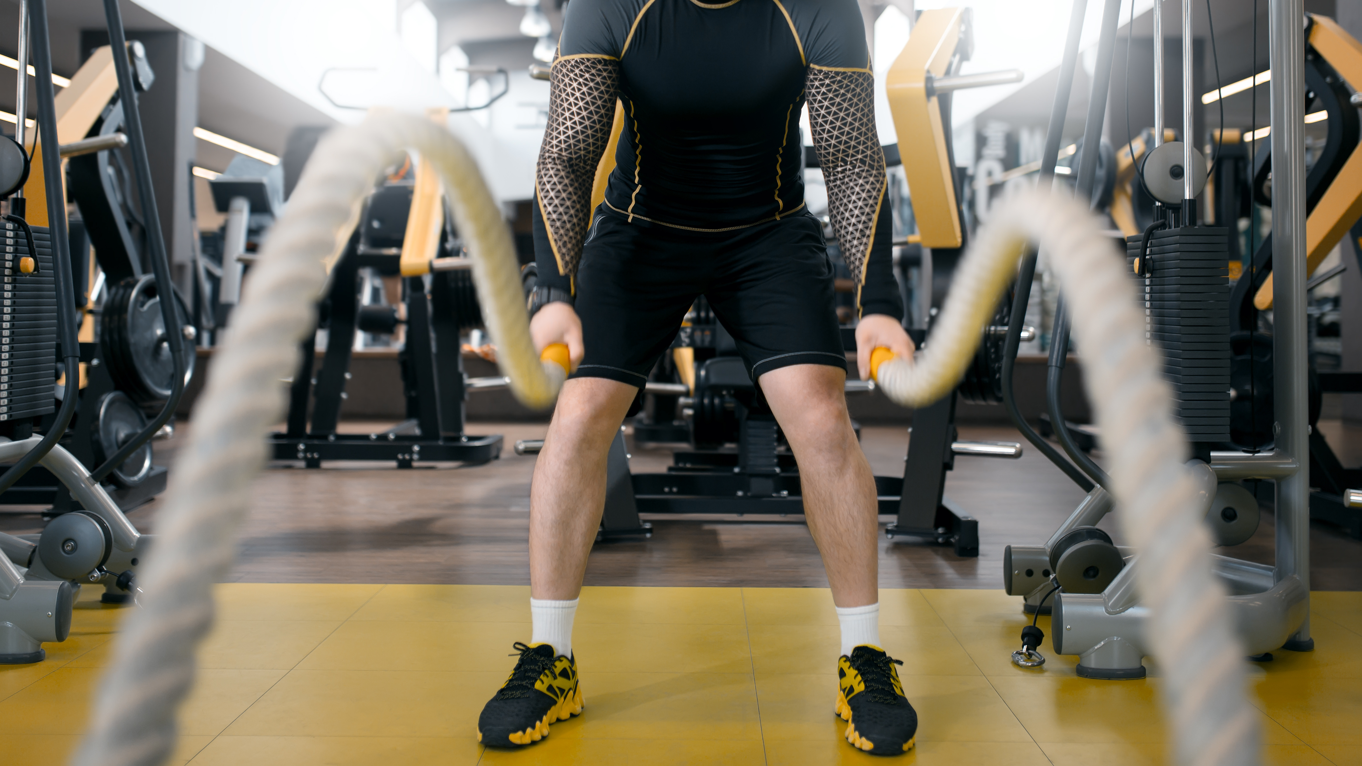 Muscleropes Com The Strongest Name In Battle Ropes