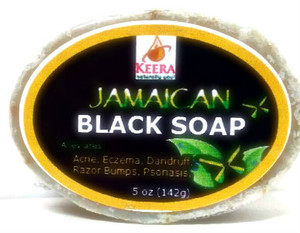 Jamaican black soap