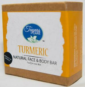 Turmeric Natural Bar Soap