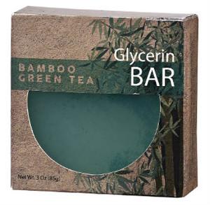 TRUE Bamboo Green Tea Glycerin Bar
