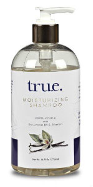 TRUE Coco-Vanilla Moisturizing Shampoo