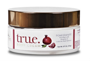 TRUE Pomegranate Body Cream 8 oz