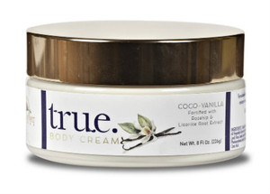 TRUE Coco Vanilla Body Cream 8 oz
