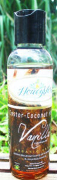 Castor-Coconut Hair Oil