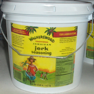Walkerswood Jamaican Jerk Seasoning, 9.25-Pound