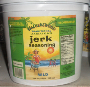 Walkerswood Jamaican Jerk Seasoning Mild Jumbo