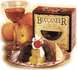 Buccaneer Jamaica fruit Cake -7.5oz
