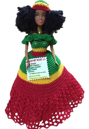 Fashion Doll Crochet