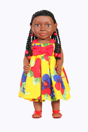 Tropical Splendor  doll