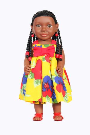 Tropical Splendor  doll