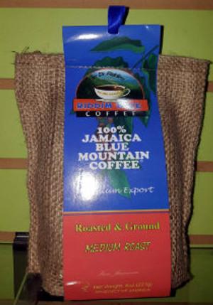 Riddim Blue 8oz Ground coffee