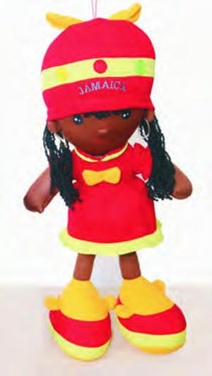 Caribbean Kids Doll
