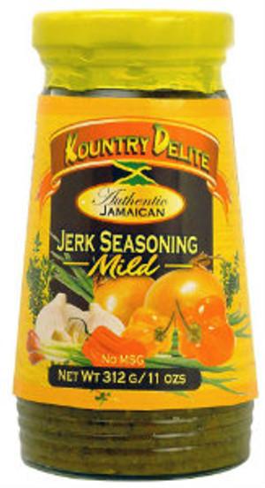 KD Mild Jerk Seasonings